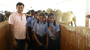 Matriculation school in Kunnathur